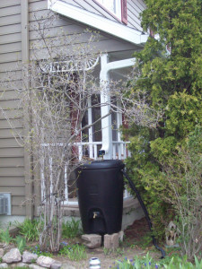 Rain Barrel Santa Fe NM